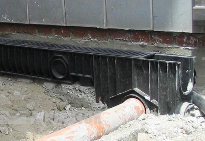 пескоуловители для канализации