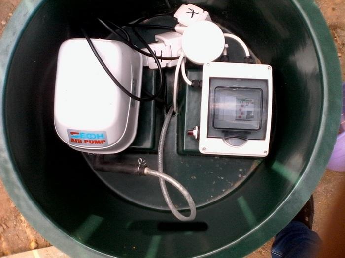 компрессора для септиков