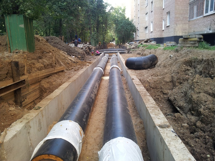 лоток водоотводной бетонный