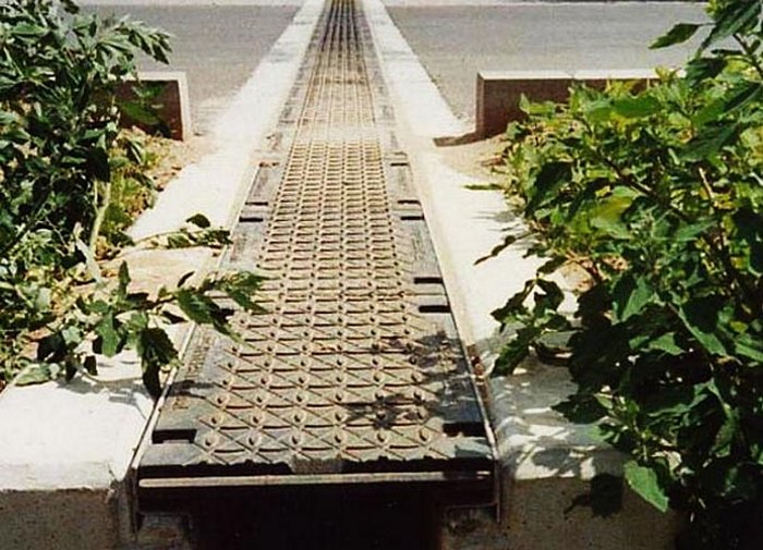 устройство ливневых канализаций