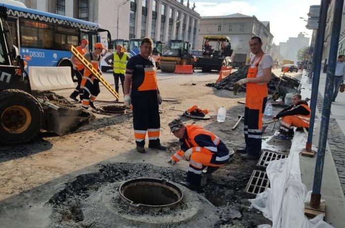 сооружения на канализационных сетях