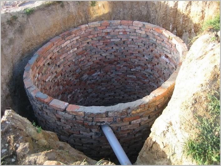 канализация для дачи без откачки