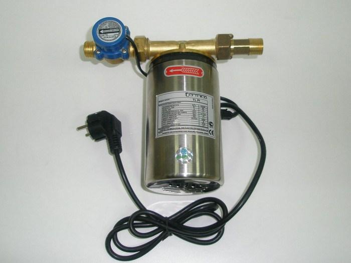 насос повышения давления горячей воды