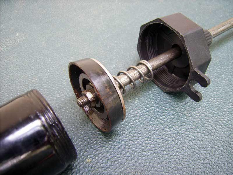 Обратный клапан для ножного насоса своими руками
