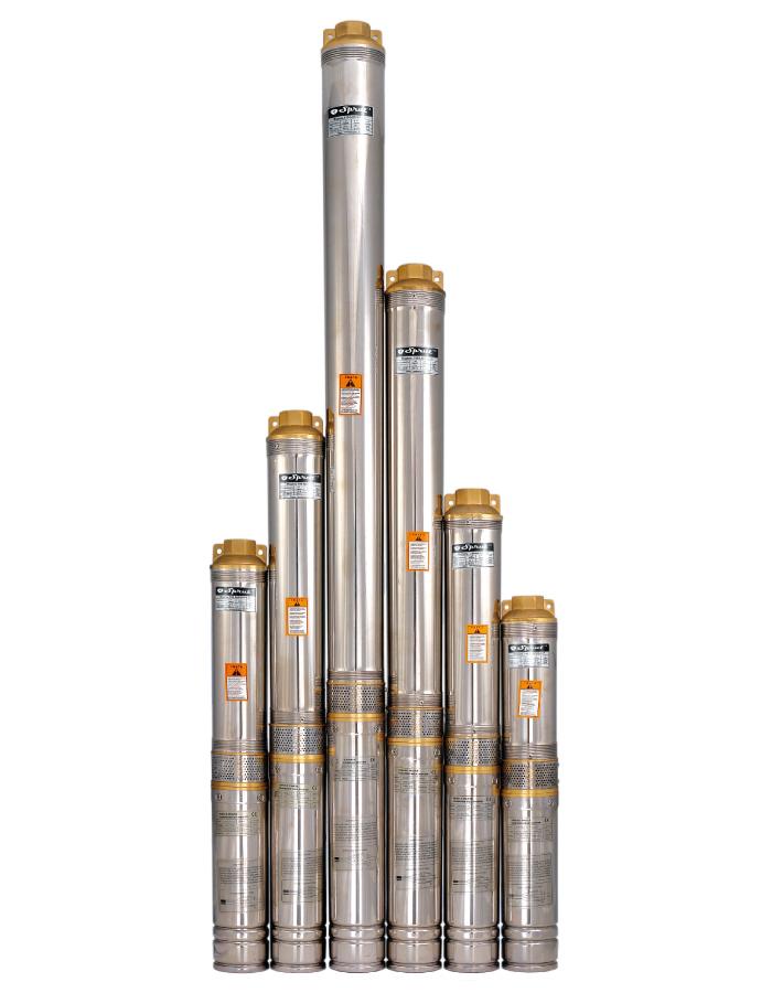 подбор насоса для скважины по параметрам