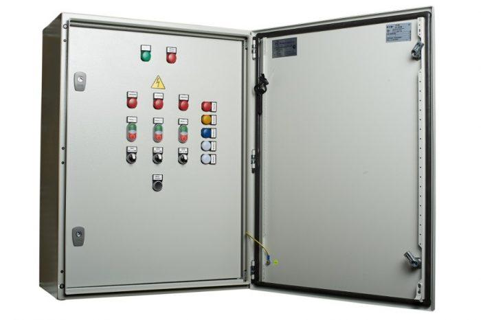 шкаф управления насосом