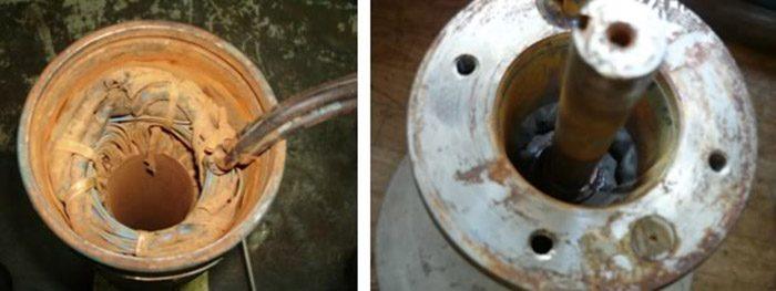 ремонт скважинного насоса