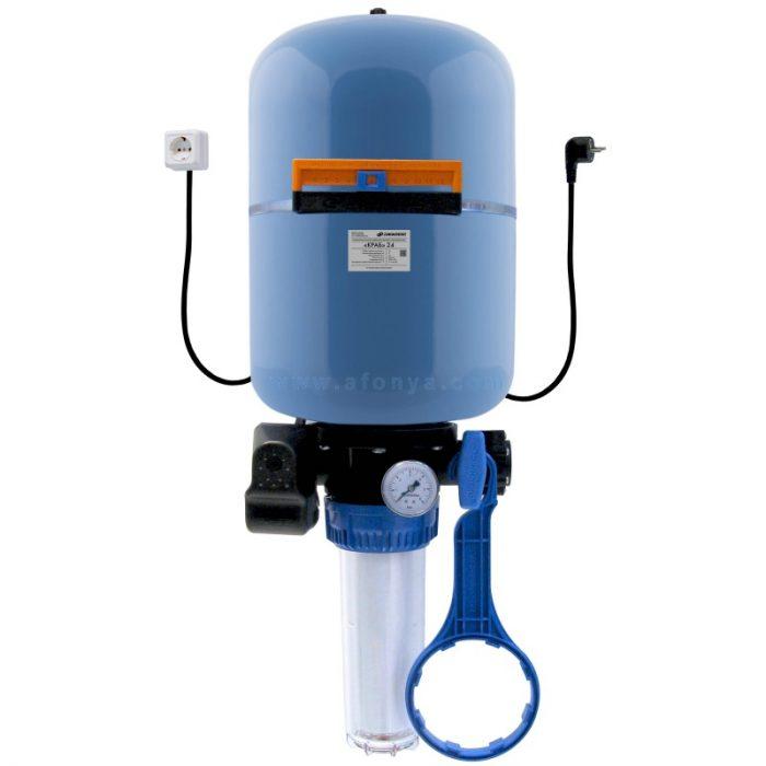 автоматика для насосов водоснабжения без гидроаккумулятора