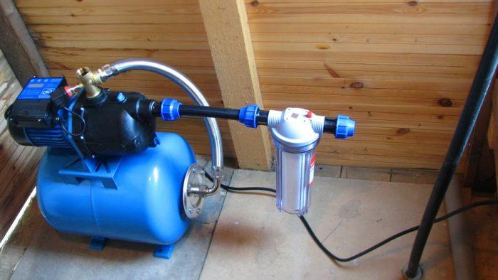 насосные станции водоснабжения для частного дома отзывы