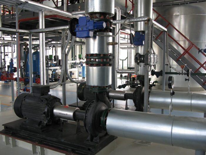 промышленные насосы для воды