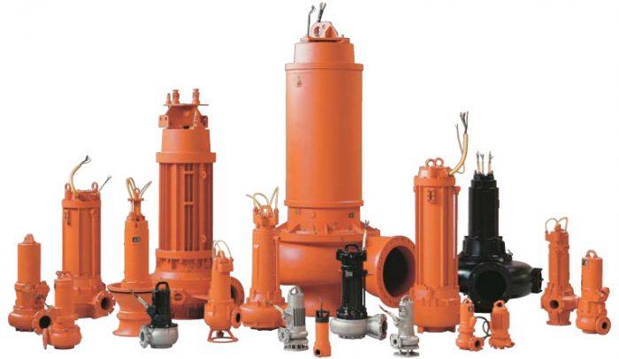 центробежные насосы для воды промышленные