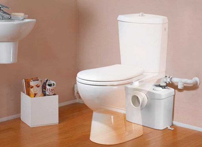 туалетный насос