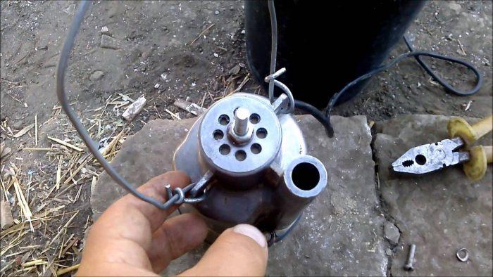 ремонт электронасосов водяных