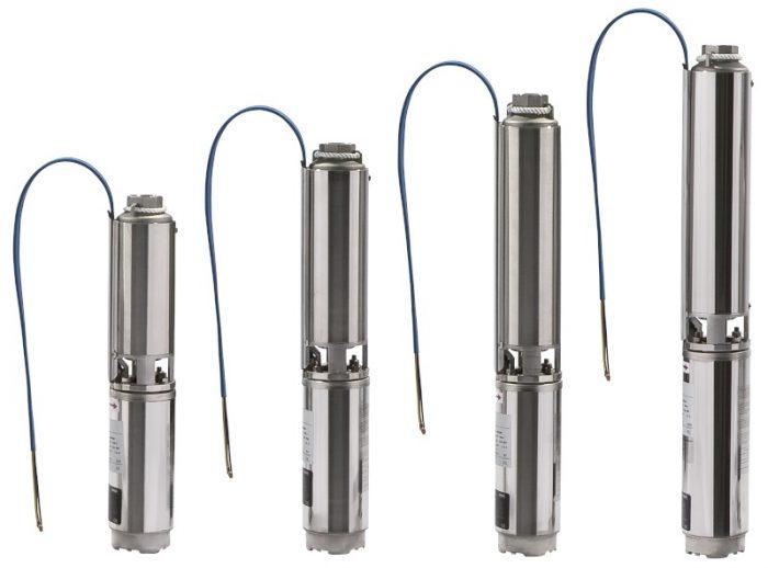 водяные насосы для скважин и колодцев