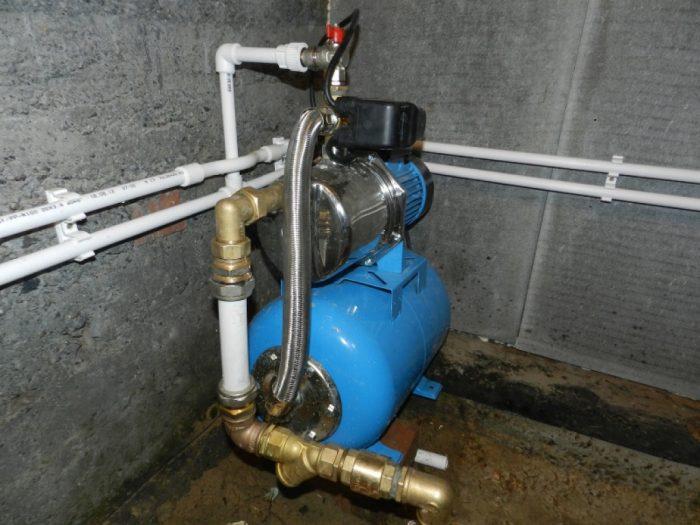 насосные станции для водоснабжения частного дома