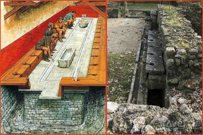 канализационный затвор