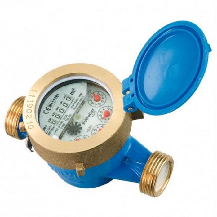 Индикатор намагниченности на водяных счетчиках