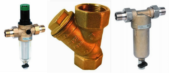 фильтр счетчика для воды