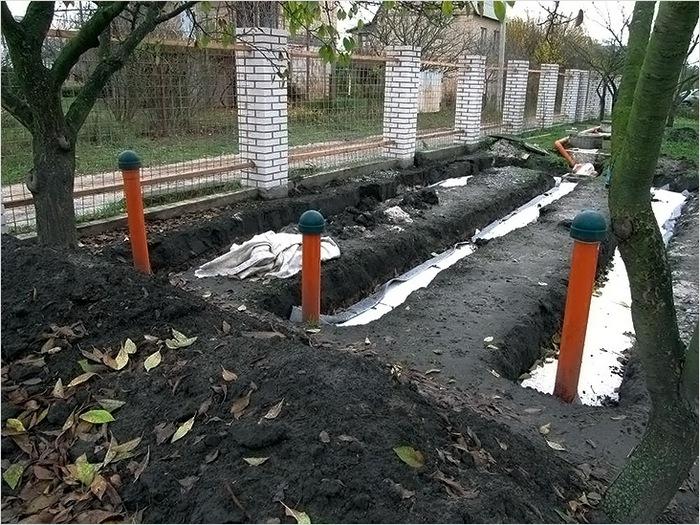 куда уходит вода из канализации