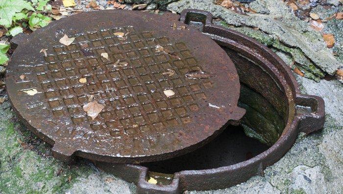 люки канализационные