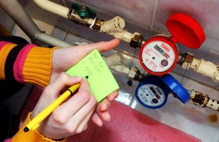 счетчики воды для горячей воды