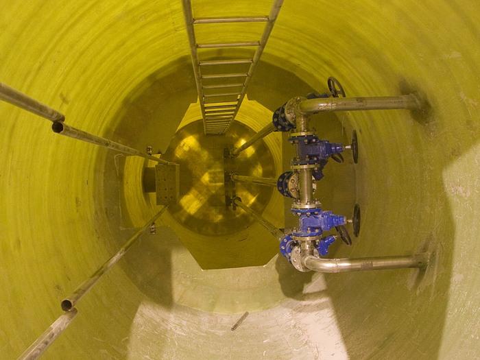 лестницы в канализационные колодцы