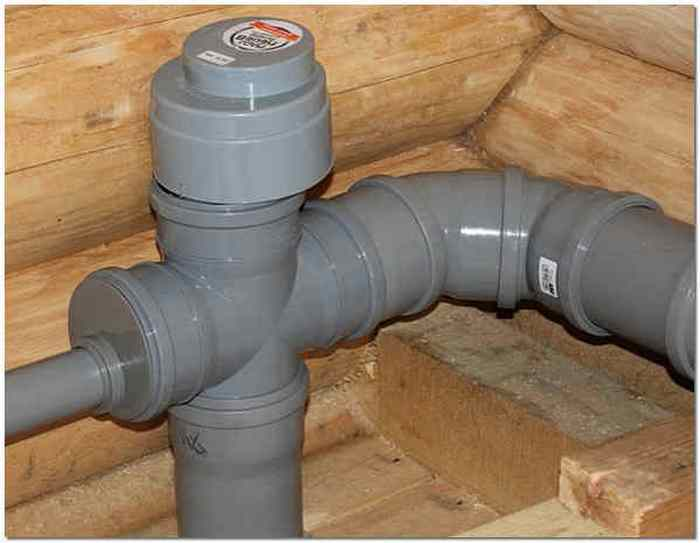 канализационная вентиляция