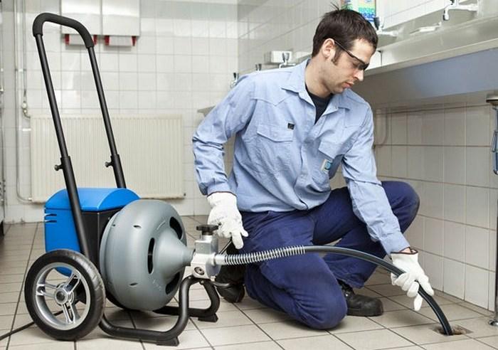 обслуживание систем канализации