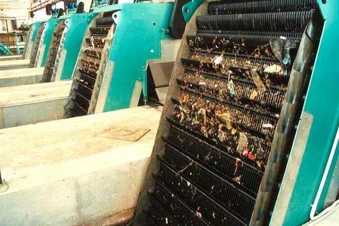доочистка сточных вод