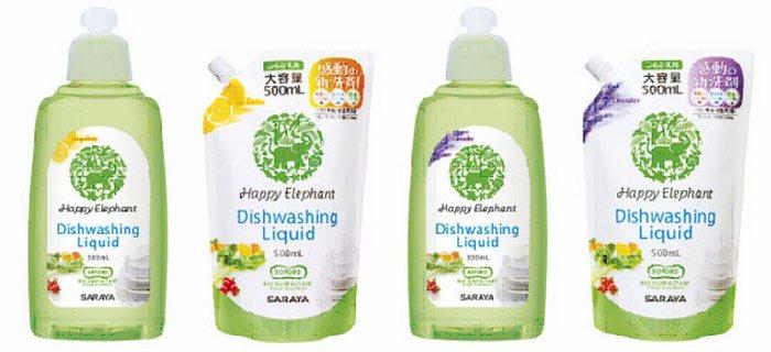 Самые безвредные моющие средства для мытья посуды