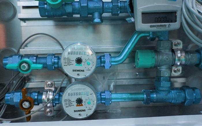 счетчики воды обслуживание