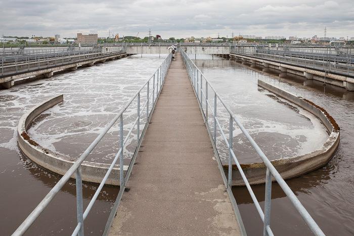 аэротенки сооружения биологической очистки сточных вод это