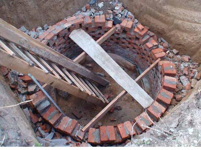сделать выгребную яму