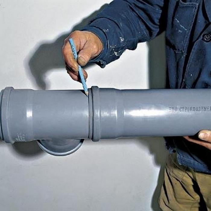 трубы для канализации в квартире