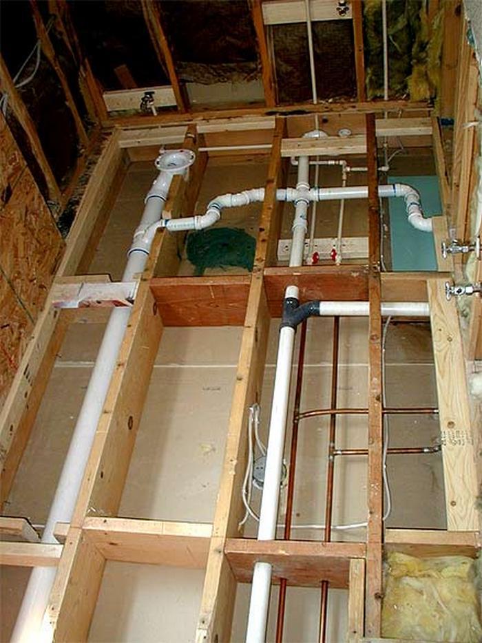 канализация в деревянном доме своими руками