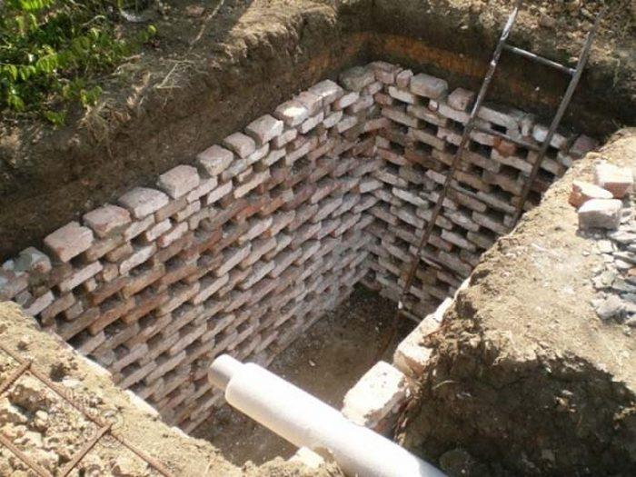 баня канализация