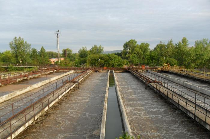 биологическая очистки сточных вод