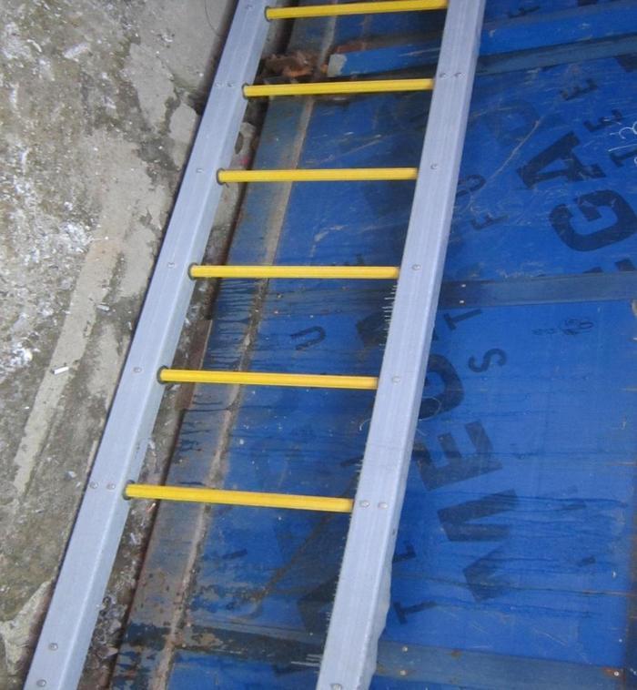 лестницы канализационные для колодцев