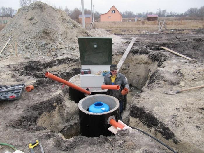 что такое напорная канализация