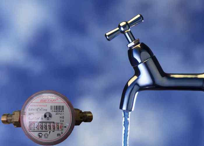 счетчики воды поверка