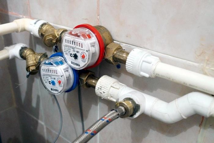 обслуживания счетчиков воды