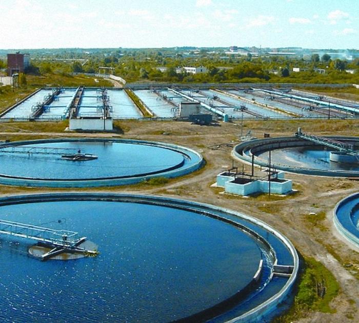 сооружения для очистки бытовых сточных вод