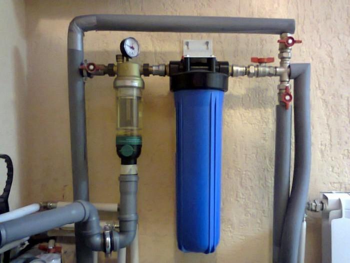 фильтр для счетчиков для воды
