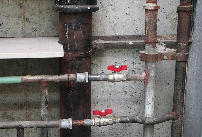 счетчик на воду в муниципальной квартире