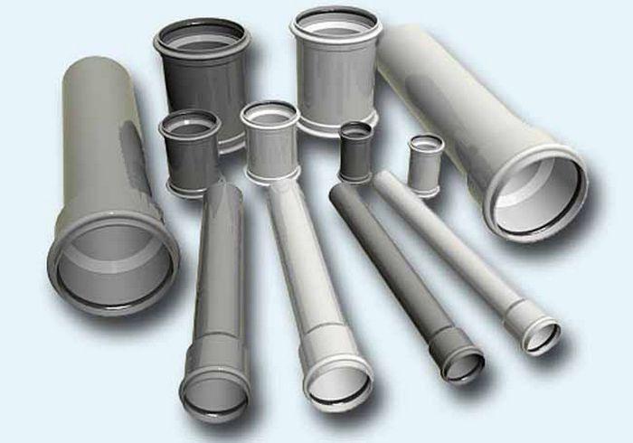 полиэтиленовые канализационные трубы