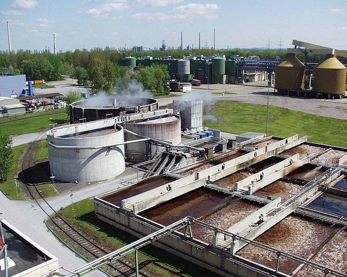 очистка промышленных сточных вод