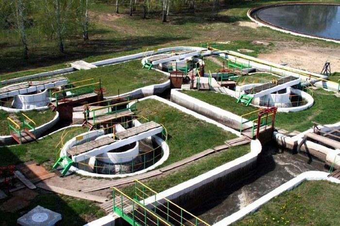 сооружения канализации