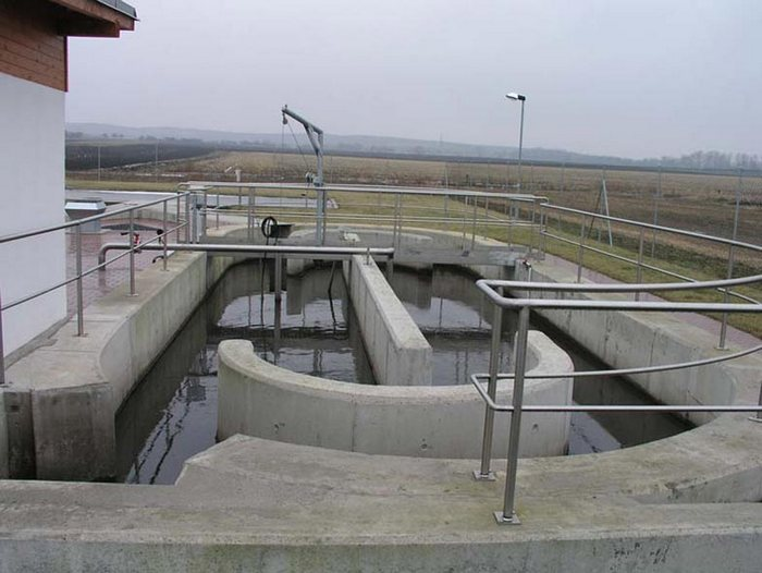сброс сточных вод в водоемы