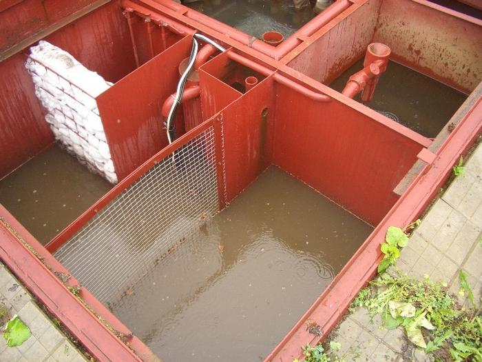 механические очистки сточных вод