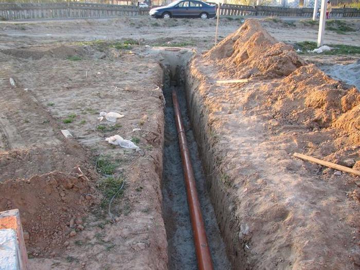 теплоизоляция канализации